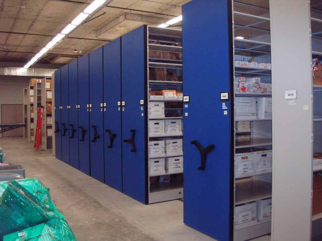 Custom High Density Business Storage