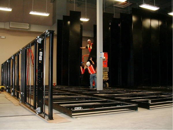 Industrial Storage Installation
